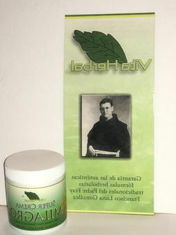 100% Natural ointment pain remedy that aids with pain and