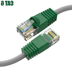 1FT - 50FT CAT6 RJ45 Network Ethernet Crossover Cable UTP Co