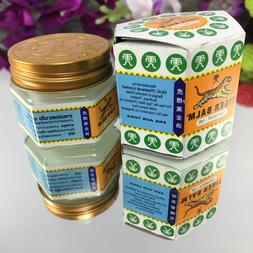 20g White TIGER Balm Relief Muscle Ache Pain Insect Bite Mas