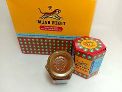 30g Tiger Balm Red Ointment For Muscle Pain Aches Thai Herba
