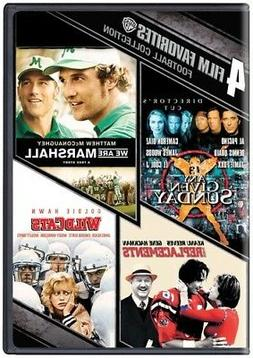 4 Film Favorites: Football Collection  Boxed Set, Director's