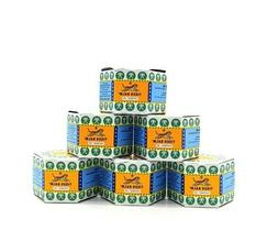 6x Tiger Balm White 10g -THAI Version- Relief for joint & Ar