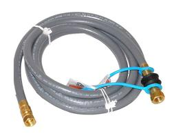 Weber #99263 10 Foot 3/8 Inch Natural Gas Hose Kit with 3/8