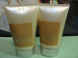 BATH AND BODY WORKS SHEA CASHMERE FOOT CREAM X 2 RETIRED EXT