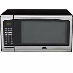Brand NEW Oster 1.3-Cu.-Ft. Countertop Microwave - Stainless