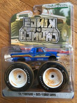 GREENLIGHT COLLECTIBLES KINGS OF CRUNCH 1996 FORD F-250 BIGF