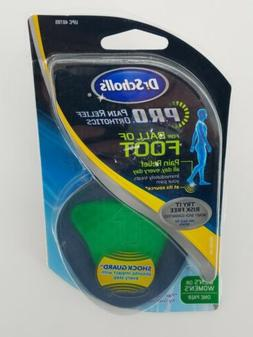 Dr. Scholl's P.R.O. Pain Relief Orthotics for Ball of Foot *