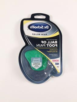 Dr. Scholl's Pain Relief Orthotics for Ball of Foot Pain Sho