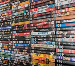 DVD Sale, Pick Choose Your Movies, Combined Ship Huge Used L