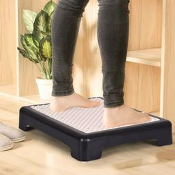 Elder Car Child Step Stool Extra Wide Footstool Camping Non