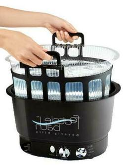 Footsiebath Pedicure Spa and Disposable Liner System Footsie