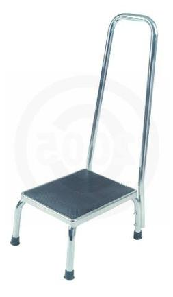 Drive Medical Footstool with Non Skid Rubber Platform and Ha