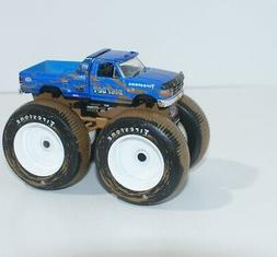GL BIGFOOT #5 MONSTER TRUCK DIRTY VERSION 1996 FORD F-250 AD