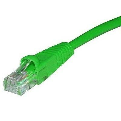 50 foot cat 6 patch cable green