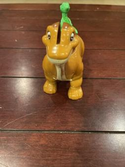 Little Foot And Ducky Land Before Time Piggy Bank From 2003