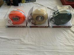 NCAA Assorted Teams Helmet Bank Forever Collectibles Brand N