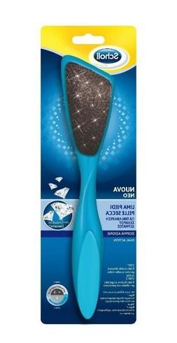 Scholl New Dual Action Foot File With Diamond Crystals Hard