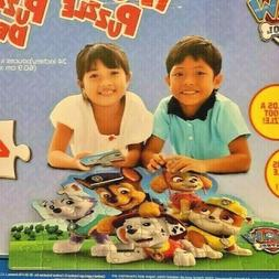 NEW Paw Patrol Floor Puzzle Ages 4+  46 Pieces Builds a 3-Fo