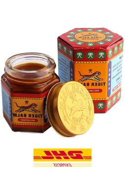 Tiger Balm Red Ointment 30 Gram for Headache, Muscle Pain Re