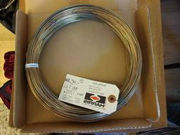 Silver Solder Harris Safety-Silv 30% Ag, Cd free by the Foot