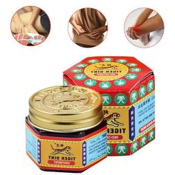 TIGER BALM Red & White Pain Relief Musculars/Headache/Joint