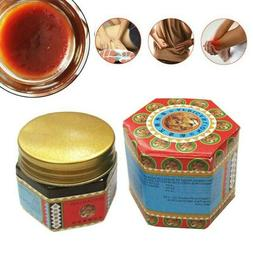 Tiger Balm Red Ointment 19.5g Thailand Painkiller Muscle Ach